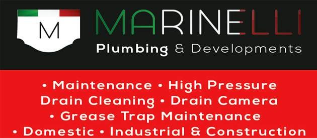 MARINELLI PLUMBING AND DEVELOPMENTS